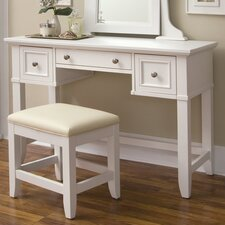 <strong>Home Styles</strong> Naples Vanity Set with Mirror