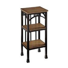 Modern Craftsman 2 Tier Shelf