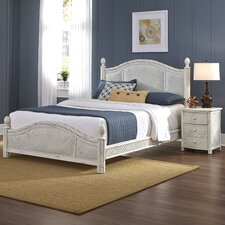 Marco Island Panel 2 Piece Bedroom Collection