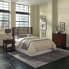 Cabin Creek Slat 3 Piece Headboard Bedroom Collection I