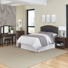 Crescent Hill Panel 5 Piece Bedroom Collection