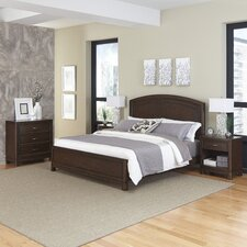 Crescent Hill Panel 4 Piece Bedroom Collection
