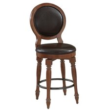 "Americana 24"" Swivel Bar Stool"