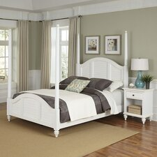 Bermuda Four Poster 2 Piece Bedroom Collection