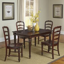 Colonial Classic 5 Piece Dining Set