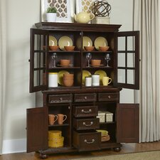 Colonial Classic China Cabinet