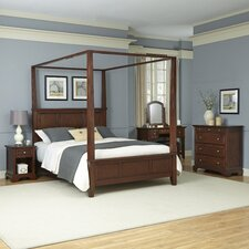 Chesapeake Canopy 5 Piece Bedroom Collection