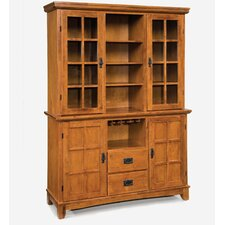 <strong>Home Styles</strong> Arts and Crafts China Cabinet