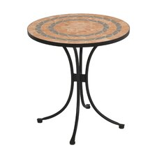 Terra Cotta Bistro Table
