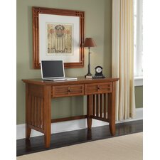 "Arts and Crafts 42"" W Writing Desk"