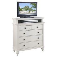 <strong>Home Styles</strong> Bermuda 4 Drawer Dresser