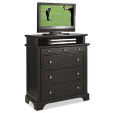 <strong>Home Styles</strong> Bedford 4 Drawer Media Chest