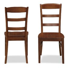 <strong>Home Styles</strong> Aspen Ladderback Side Chair (Set of 2)