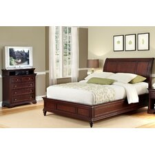 Lafayette 2 Piece Sleigh Headboard Bedroom Collection