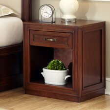 Duet 1 Drawer Storage Nightstand