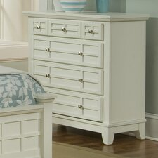 <strong>Home Styles</strong> Arts and Crafts 4 Drawer Chest
