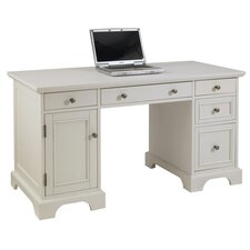 <strong>Home Styles</strong> Naples Pedestal Desk