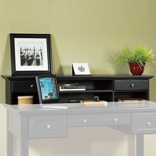 "Bedford 9.75"" H x 54"" W Desk Hutch"
