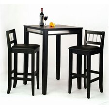 <strong>Home Styles</strong> Manhattan Pub Table with Optional Stools