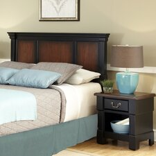 <strong>Home Styles</strong> Aspen 2 Piece Headboard Bedroom Collection