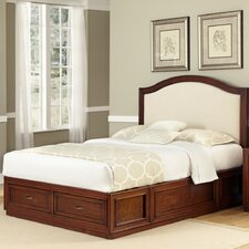 Duet King Camelback Platform Bed