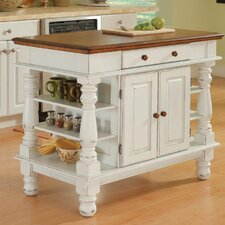 <strong>Home Styles</strong> Americana Kitchen Island