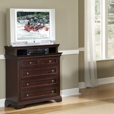 <strong>Home Styles</strong> Lafayette 4 Drawer Media Chest