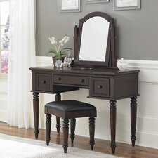 Bermuda 3 Piece Vanity Set
