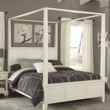 <strong>Home Styles</strong> Naples Canopy Bed