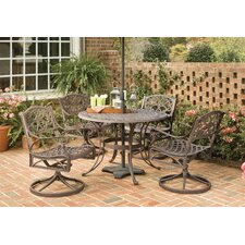 <strong>Home Styles</strong> 5 Piece Outdoor Dining Set