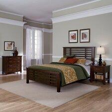 Cabin Creek Slat 3 Piece Bedroom Collection I