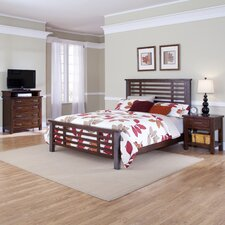 Cabin Creek Slat Bedroom Collection
