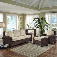 Cabana Banana II 3 Piece Living Room Set