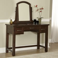 Cabin Creek Vanity with Mirror
