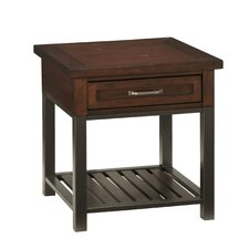 <strong>Home Styles</strong> Cabin Creek End Table