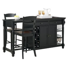 <strong>Home Styles</strong> Grand Torino Kitchen Island Set