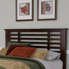 Cabin Creek Slat Headboard I