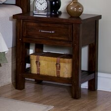 Cabin Creek 1 Drawer Nightstand