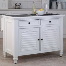 <strong>Home Styles</strong> Bermuda Kitchen Island