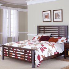 Cabin Creek Slat Bed