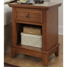 Arts and Crafts 1 Drawer Nightstand