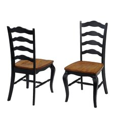 French Countryside Side Chair (Set of 2)