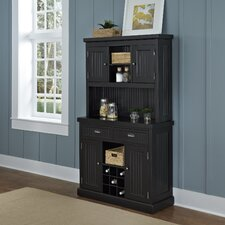 <strong>Home Styles</strong> Nantucket Buffet and Hutch