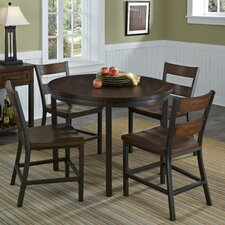 Cabin Creek 5 Piece Dining Set