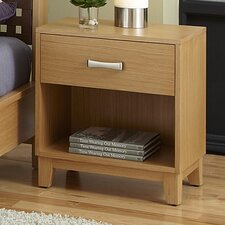 <strong>Home Styles</strong> Rave 1 Drawer Nightstand