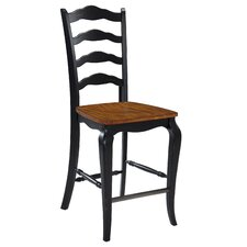 "French Countryside 24"" Bar Stool"