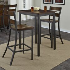 <strong>Home Styles</strong> Cabin Creek Pub Table with Optional Stools
