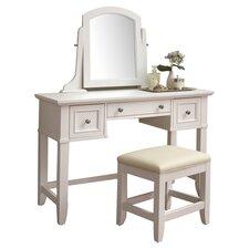 Naples Vanity Set with Mirror