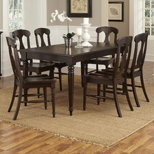 Bermuda 7 Piece Dining Table Set