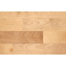 "2-1/4"" Solid Birch Parquet Flooring in S and B"